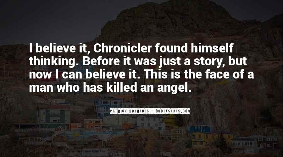 Chronicler's Quotes #937563
