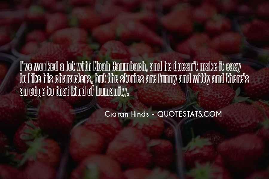 Ciaran Quotes #1026757