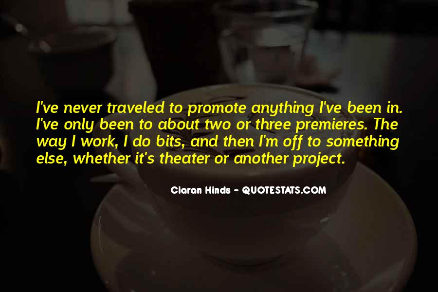 Ciaran Quotes #1320002