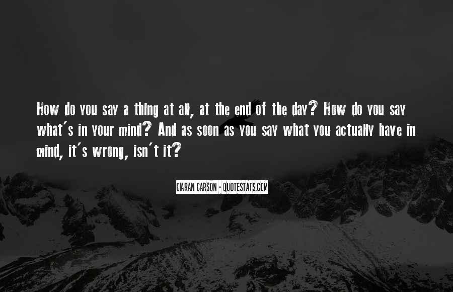 Ciaran Quotes #622005