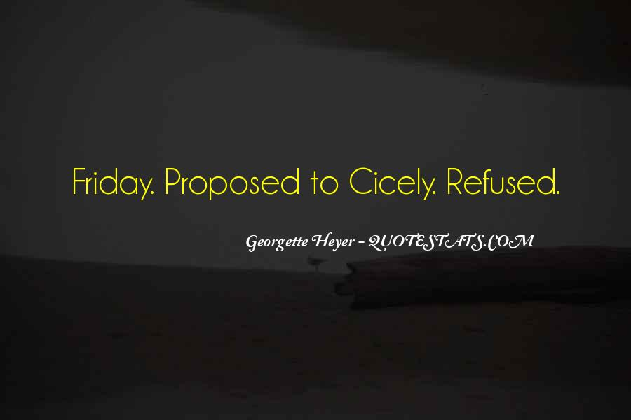 Cicely Quotes #1025761
