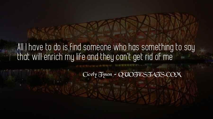 Cicely Quotes #1504736