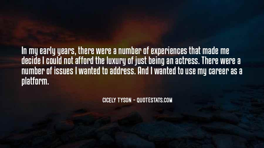 Cicely Quotes #306300
