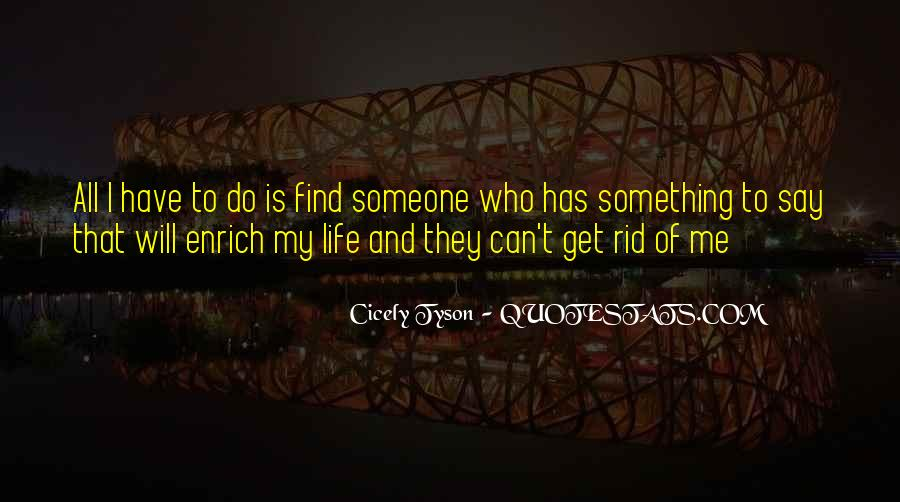 Cicely's Quotes #1504736