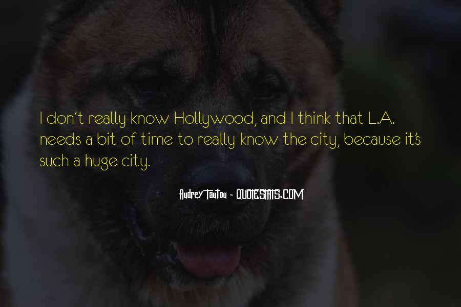 City's Quotes #17794