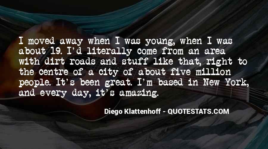 City's Quotes #22015
