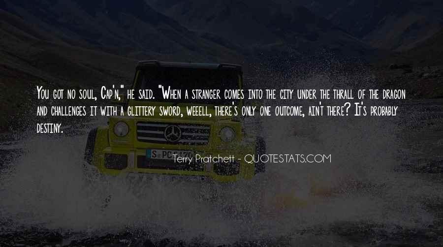 City's Quotes #38893