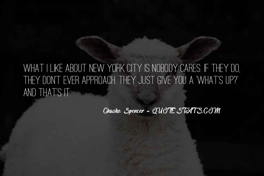 City's Quotes #41949