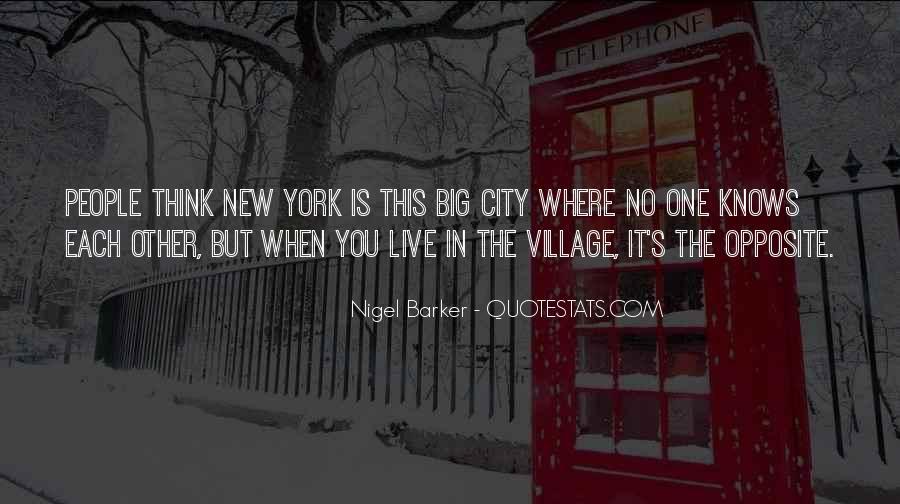City's Quotes #42579