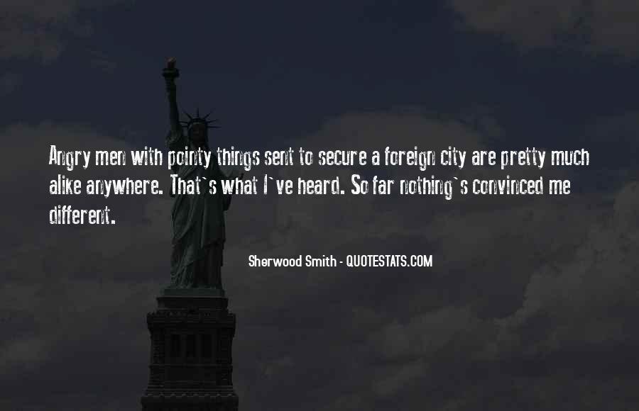 City's Quotes #44731