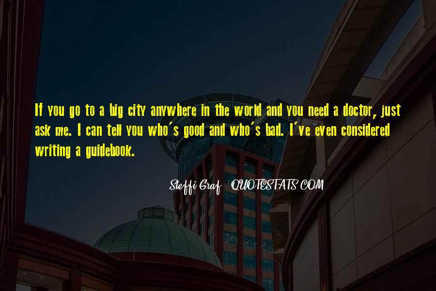 City's Quotes #54694