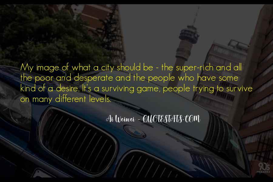 City's Quotes #60320