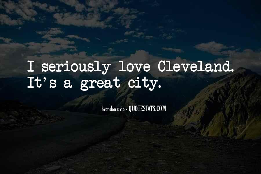 City's Quotes #85271