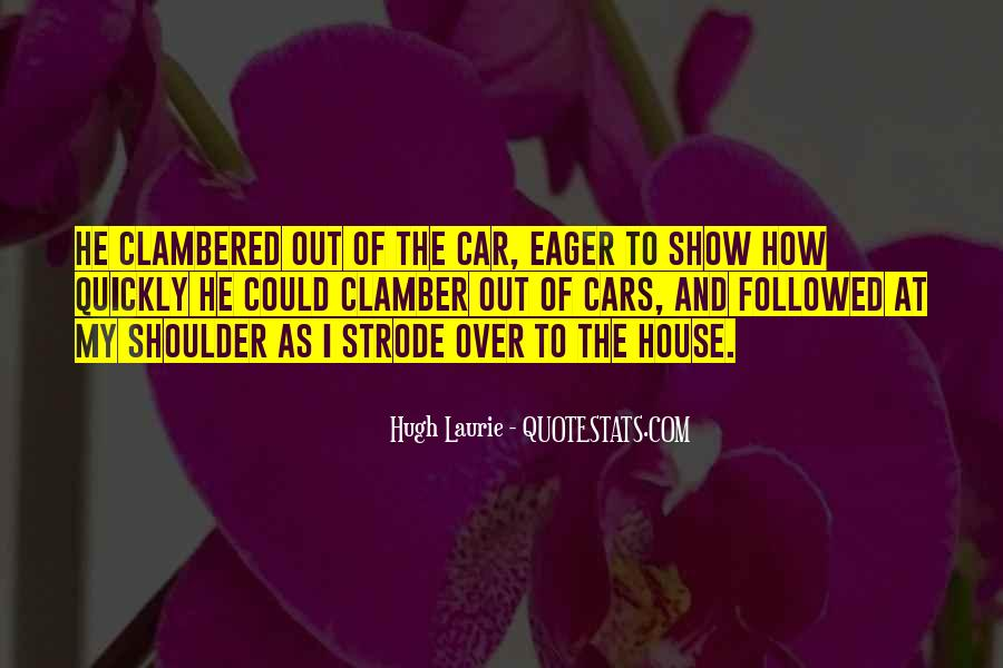 Clambered Quotes #626315