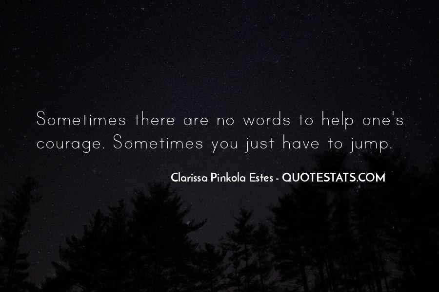 Clarissa's Quotes #1077916