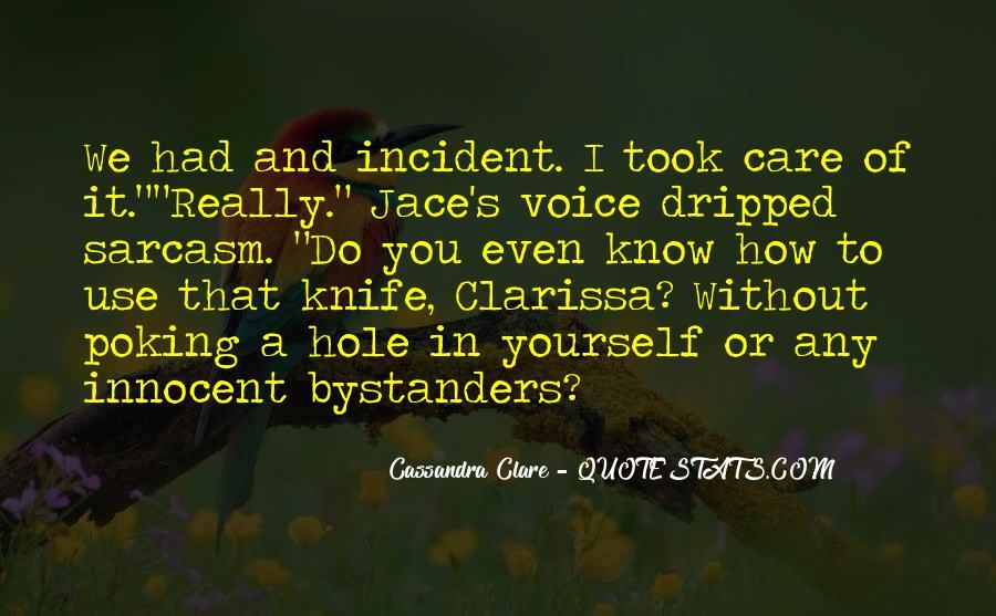 Clarissa's Quotes #1120837