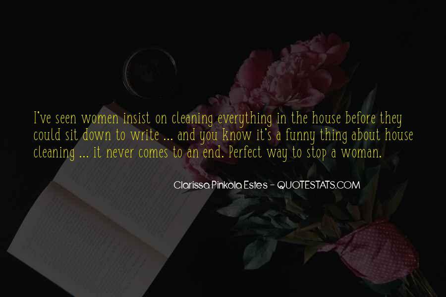 Clarissa's Quotes #1188343