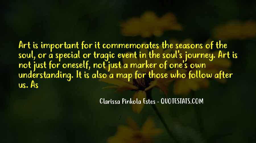 Clarissa's Quotes #1354199