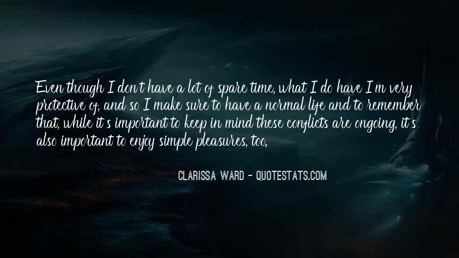 Clarissa's Quotes #150928