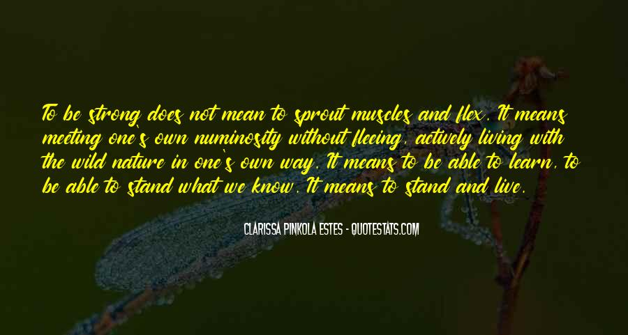 Clarissa's Quotes #1653517