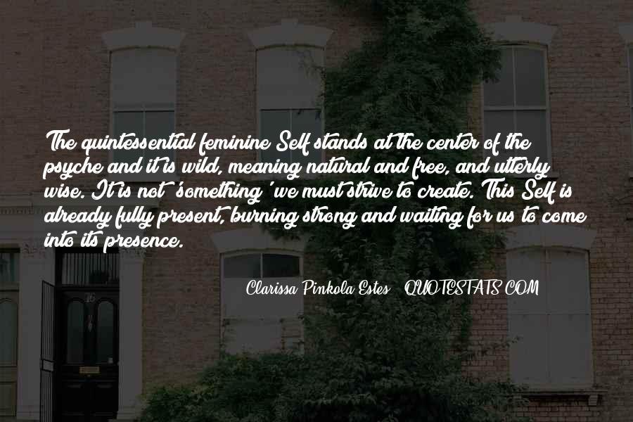 Clarissa's Quotes #219290