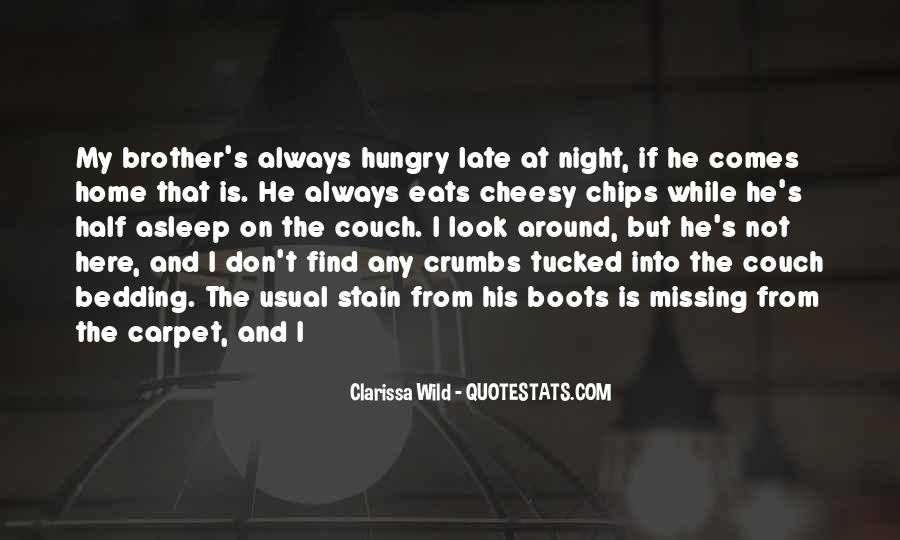 Clarissa's Quotes #271274