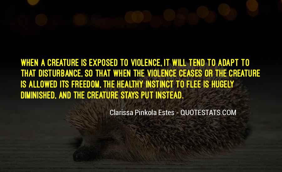 Clarissa's Quotes #301135