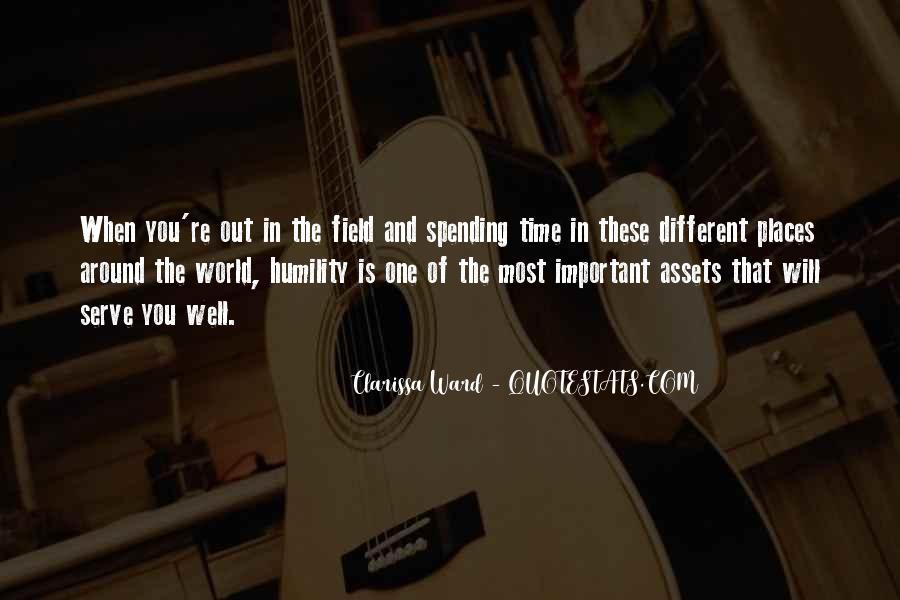 Clarissa's Quotes #303138