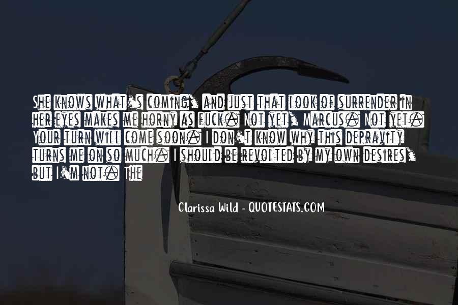 Clarissa's Quotes #382984