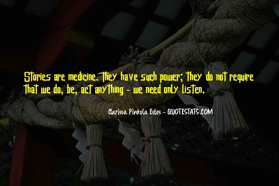 Clarissa's Quotes #415957