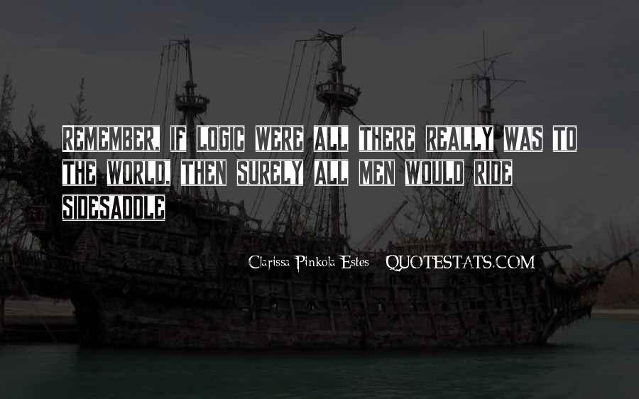 Clarissa's Quotes #436910