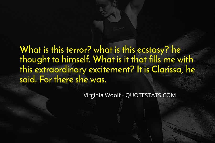 Clarissa's Quotes #466317