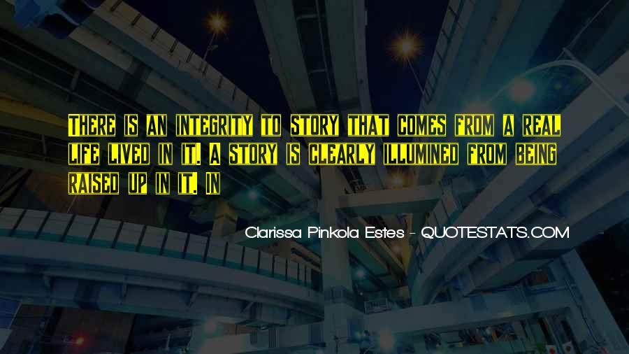 Clarissa's Quotes #532735
