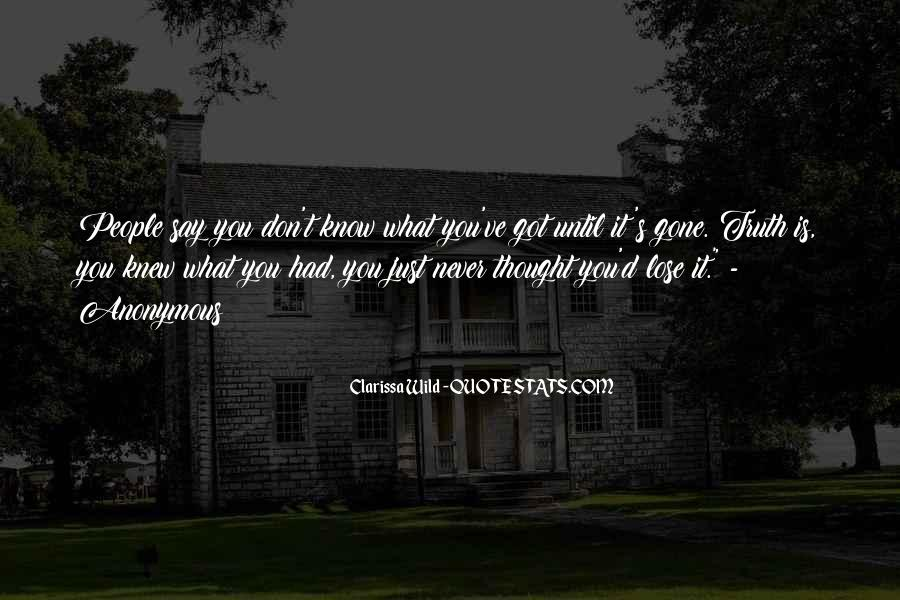 Clarissa's Quotes #557258