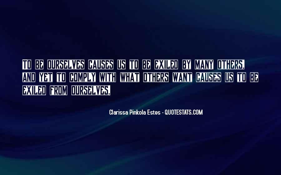 Clarissa's Quotes #622954