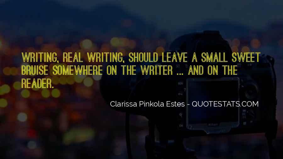 Clarissa's Quotes #672205