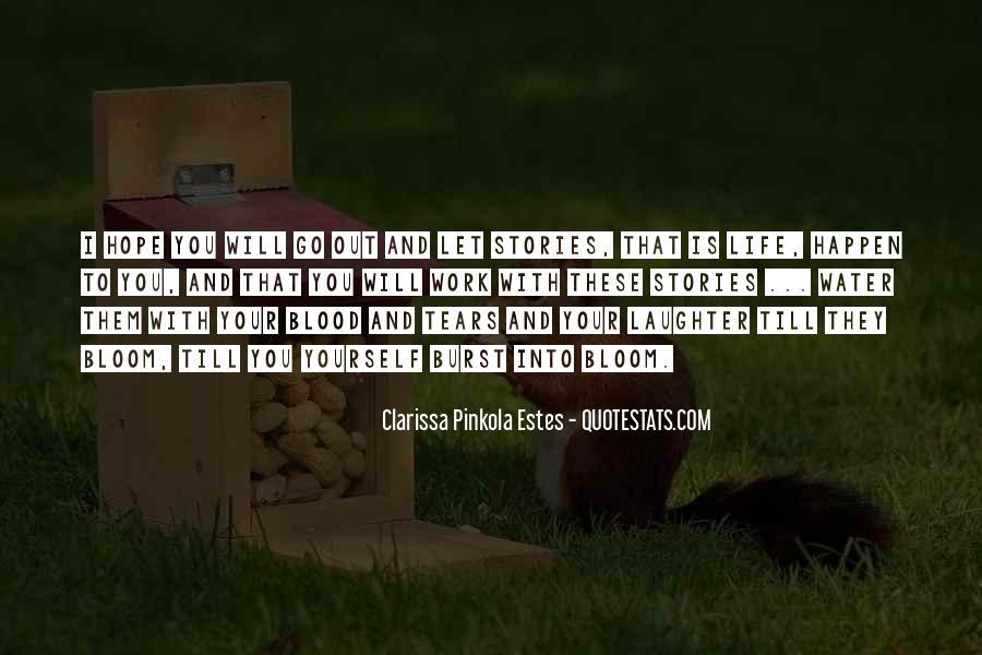 Clarissa's Quotes #714652
