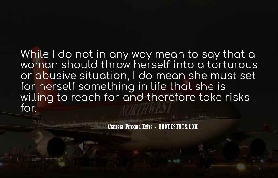 Clarissa's Quotes #782046
