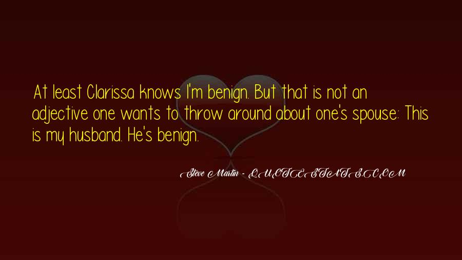 Clarissa's Quotes #969285
