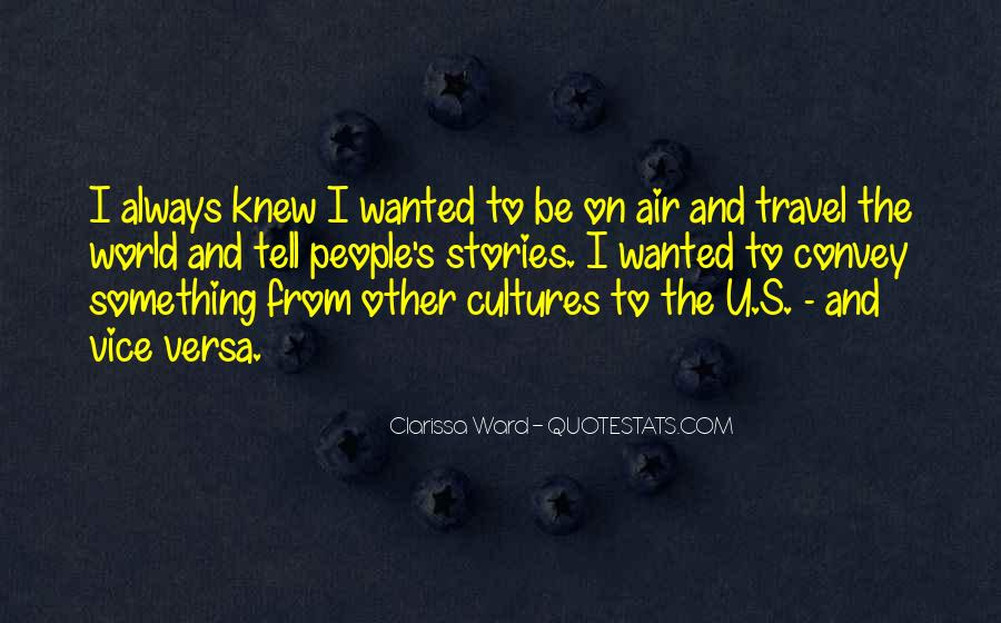 Clarissa's Quotes #980333