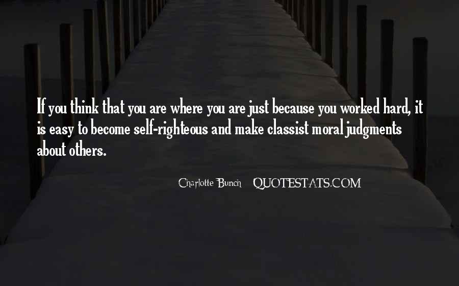 Classist Quotes #1823731