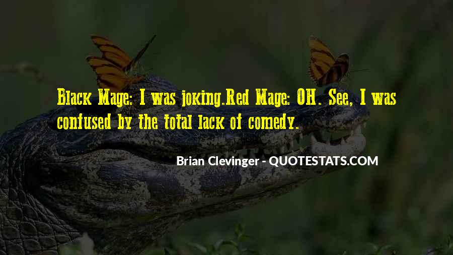 Clevinger Quotes #1588894
