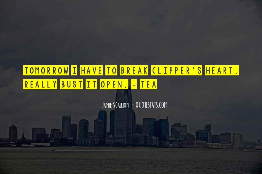 Clipper Quotes #926876
