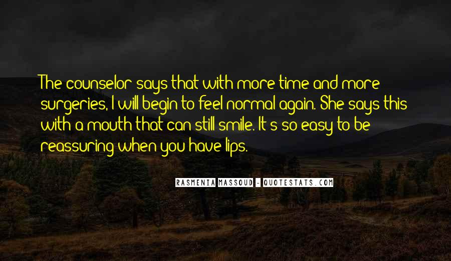 Quotes About When You Smile #117130