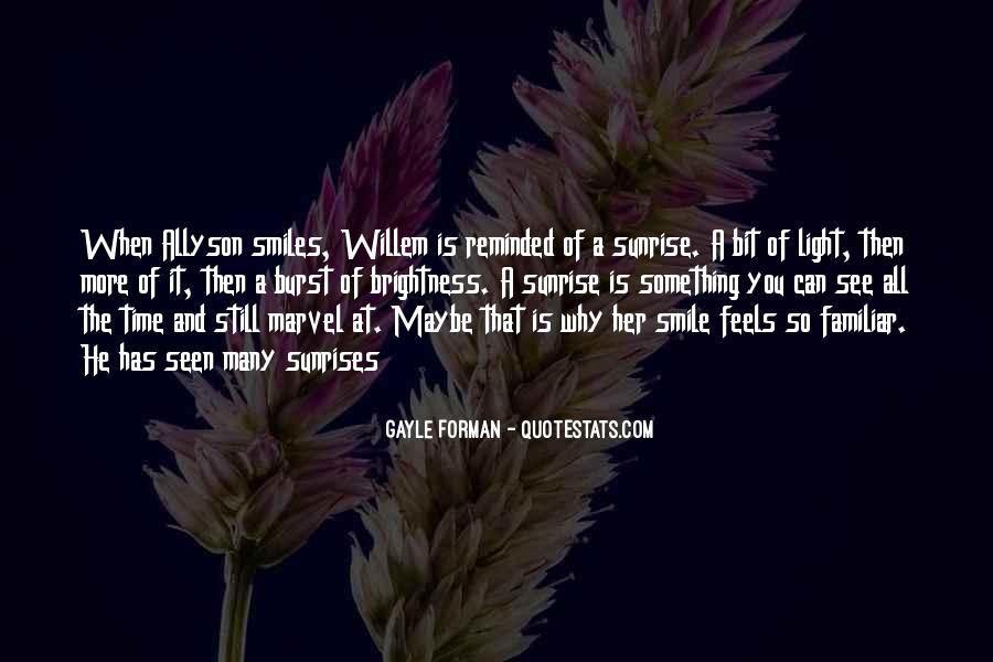 Quotes About When You Smile #138053