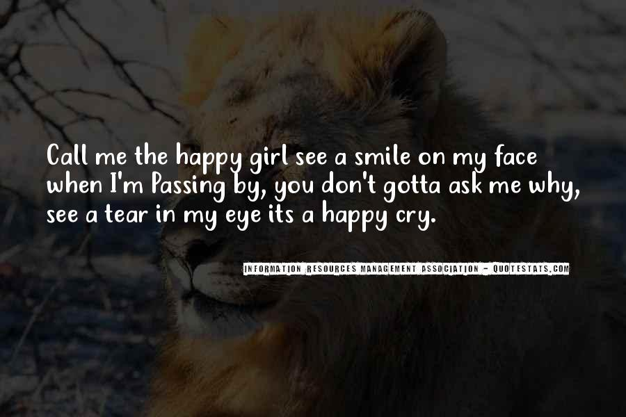 Quotes About When You Smile #147985