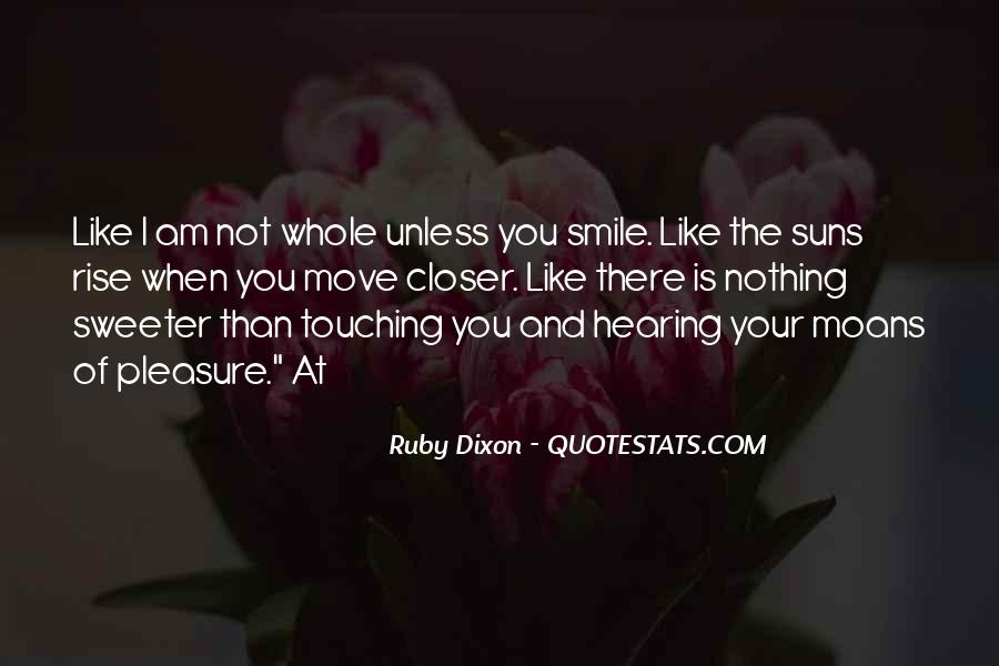 Quotes About When You Smile #157489