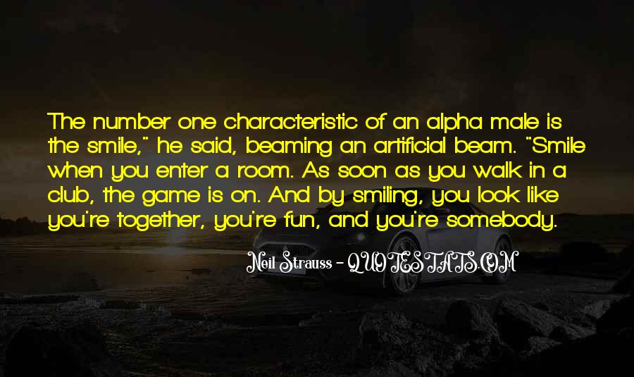 Quotes About When You Smile #175464