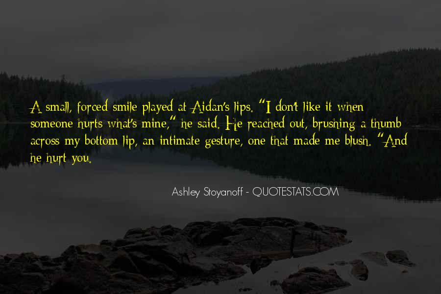 Quotes About When You Smile #186344