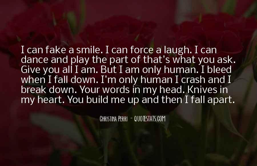 Quotes About When You Smile #200393
